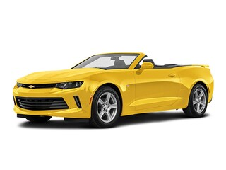 Used 2017 Chevrolet Camaro 1LT Convertible Irving, TX