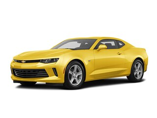 New 2017 Chevrolet Camaro 2LT Coupe H0127192 Danvers, MA