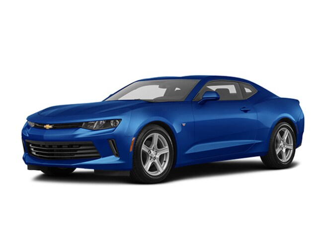 Used 2017 Chevrolet Camaro 2LT Coupe In Fort Collins