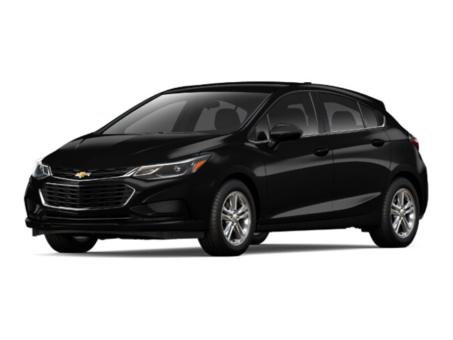 New 2017 Chevrolet Cruze LT Auto Hatchback in Culver City, CA