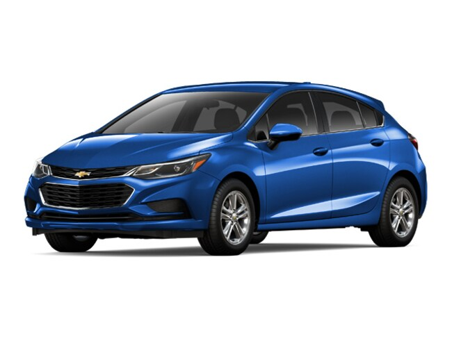 Used 2017 Chevrolet Cruze LT Auto Hatchback for sale near Playa Vista