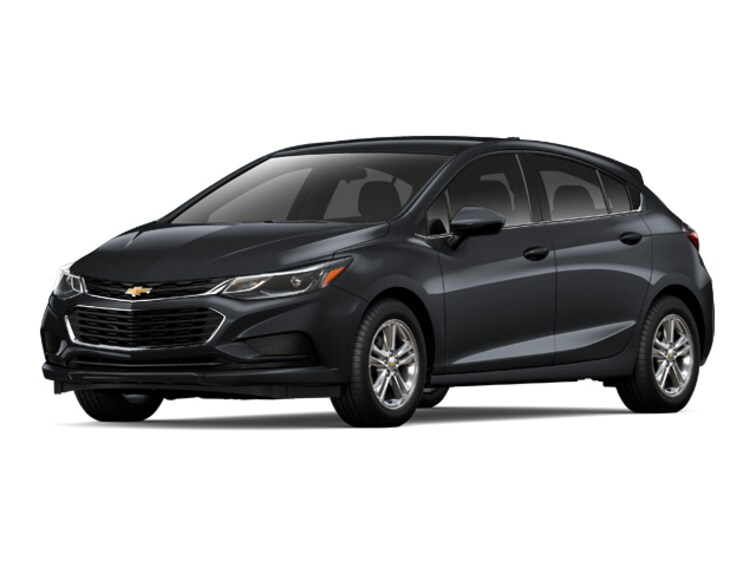 Used 2017 Chevrolet Cruze LT HB 1.4L LT w/1SD in Harrisburg