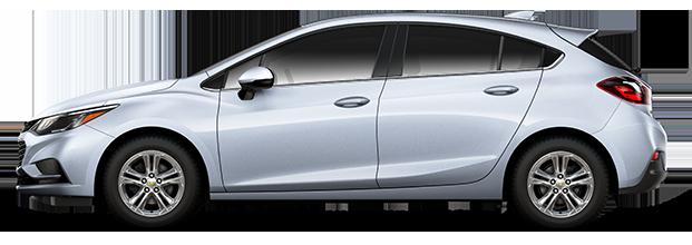 2017 Chevrolet Cruze Hatchback LT Manual