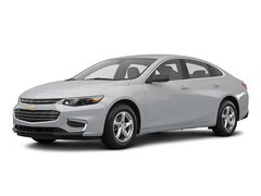 Bargain Used 2017 Chevrolet Malibu LS w/1LS (Retail only) Sedan for Sale in Potsdam, NY