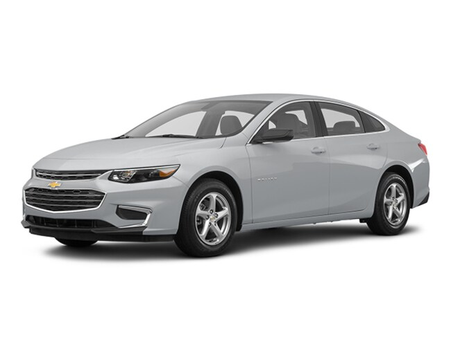2017 Chevrolet Malibu LS w/1LS Sedan serving Buffalo