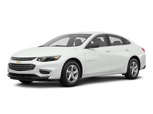 2017 Chevrolet Malibu LS w/1LS (Retail only)