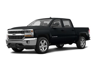 Used 2017 Chevrolet Silverado 1500 LT Truck Crew Cab Houston, TX