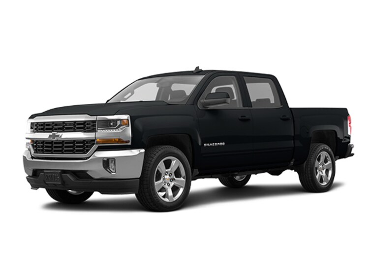 Used 2017 Chevrolet Silverado 1500 LT w/1LT 4x2 Crew Cab 5.75 ft. box 143.5 in. WB Bryan