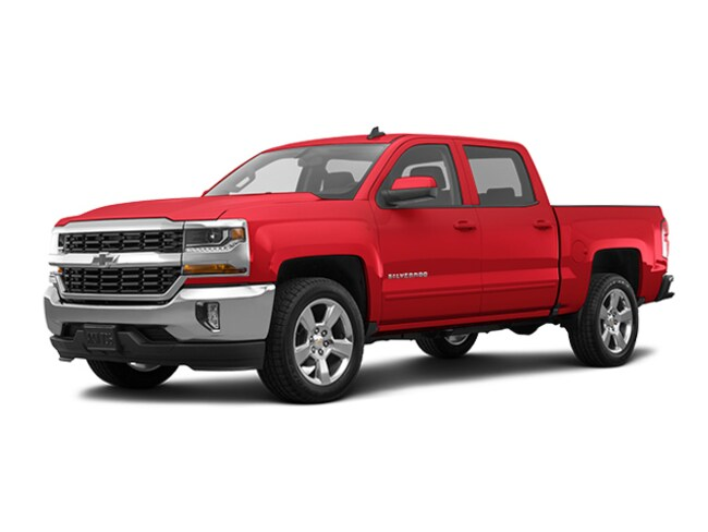 Used 2017 Chevrolet Silverado 1500 LT 2WD Crew Cab 143.5 LT w/1LT For Sale Del Rio, Texas