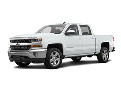 Used 2017 Chevrolet Silverado 1500 For Sale in Stephenville