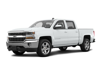 Used 2017 Chevrolet Silverado 1500 Lt W 1lt For Sale In