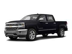 Used 2017 Chevrolet Silverado 1500 LTZ Truck Crew Cab 9608A in Durango, CO