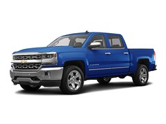Used 2017 Chevrolet Silverado 1500 LTZ Truck for sale in Springfield, IL