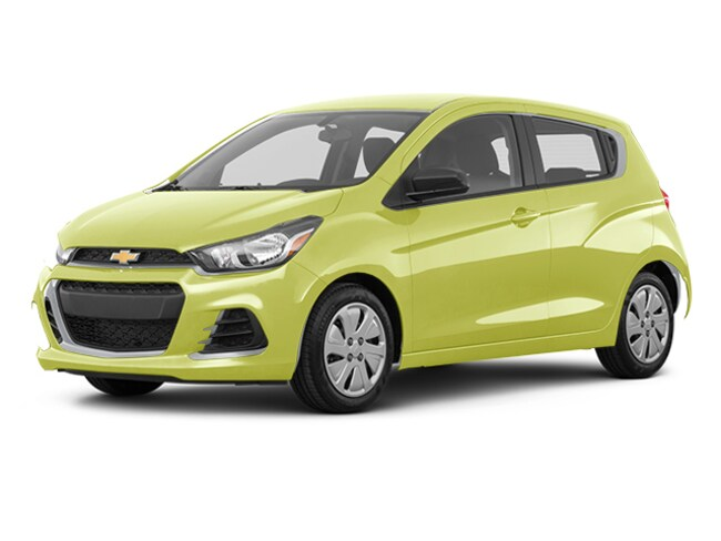 New 2017 Chevrolet Spark LS Hatchback near Boston, MA