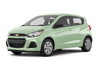 New 2017 Chevrolet Spark LS Hatchback HC764029 in Boston, MA