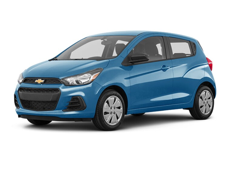 Used 2017 Chevrolet Spark LS Hatchback in Anchorage, AK