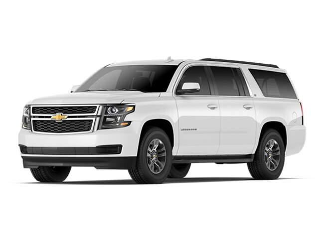 New 2017 Chevrolet Suburban LS SUV in Macon, GA