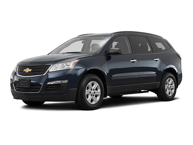 2017 Chevrolet Traverse SUV