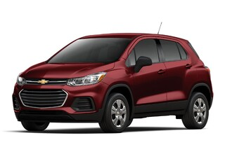 Used 2017 Chevrolet Trax LS SUV in Racine