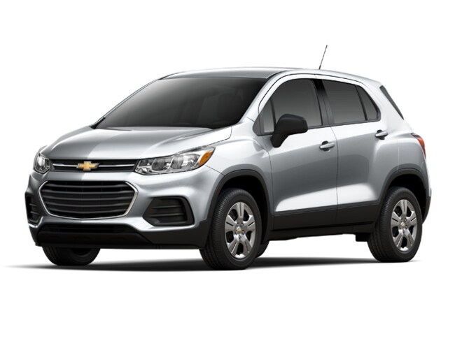 New 2017 Chevrolet Trax LS SUV in Cathedral City