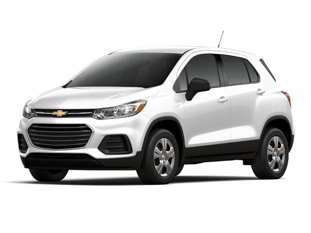 New 2017 Chevrolet Trax LS SUV Buffalo NY