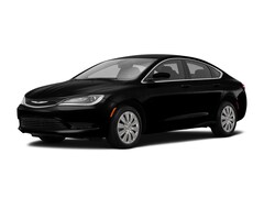 Used 2017 Chrysler 200 LX Sedan P3594A under $15,000 for sale in Conway