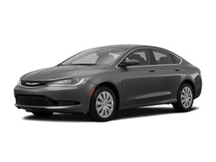 new 2017 Chrysler 200 LX Sedan for sale in Hardeeville
