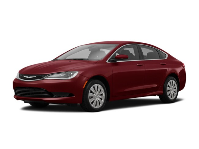 Used 2017 Chrysler 200 Touring Touring FWD Westfield, NY