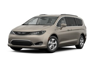 New 2017 Chrysler Pacifica Hybrid Premium Van Passenger Van Front-wheel Drive Tucson