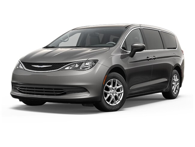 2017 Chrysler Pacifica LX LX FWD