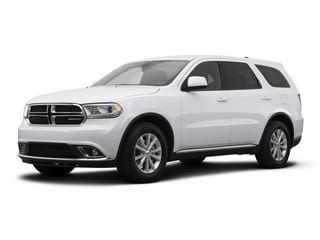 2017 Dodge Durango SUV White Knuckle Clear Coat