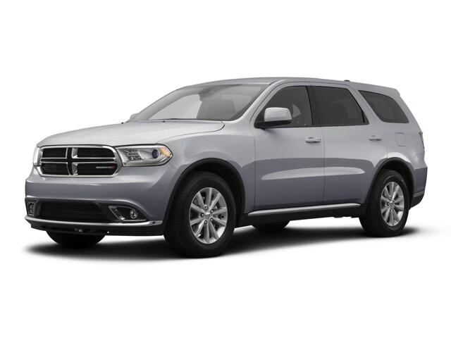 Used 2017 Dodge Durango SXT Billet For Sale in Helena