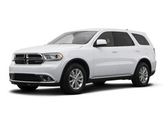 New 2017 Dodge Durango SXT PLUS AWD Sport Utility in Silver City, NM