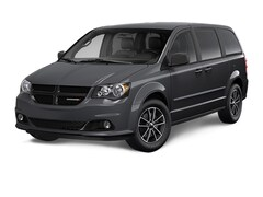 2017 Dodge Grand Caravan Blacktop Van Passenger Van