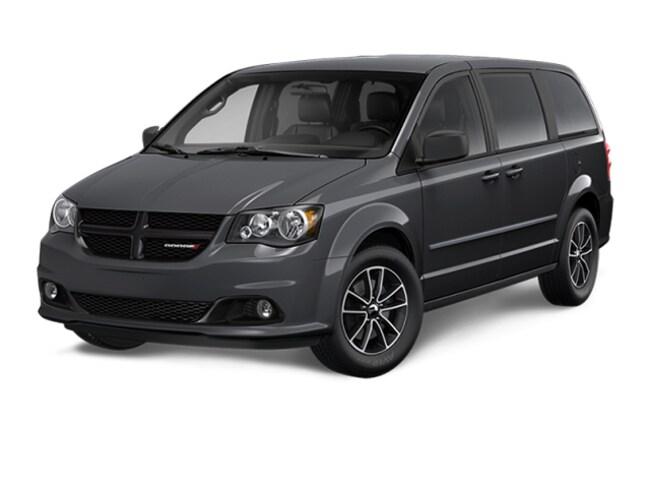 New 2017 Dodge Grand Caravan SE Van D81158 Woodhaven, MI