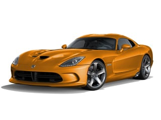 2017 Dodge Viper Coupe Yorange Clearcoat