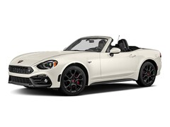 New 2017 FIAT 124 Spider Abarth Convertible JC1NFAEK7H0114087 in Ontario CA