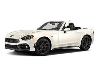 New 2017 FIAT 124 Spider Abarth Convertible Las Cruces, NM