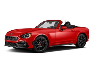 Used 2017 FIAT 124 Spider Abarth Convertible in Coon Rapids