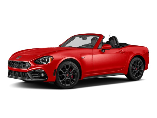New 2017 FIAT 124 Spider Abarth Convertible For Sale Larchmont, NY