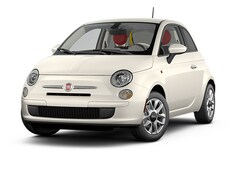 2017 FIAT 500 Pop Hatchback