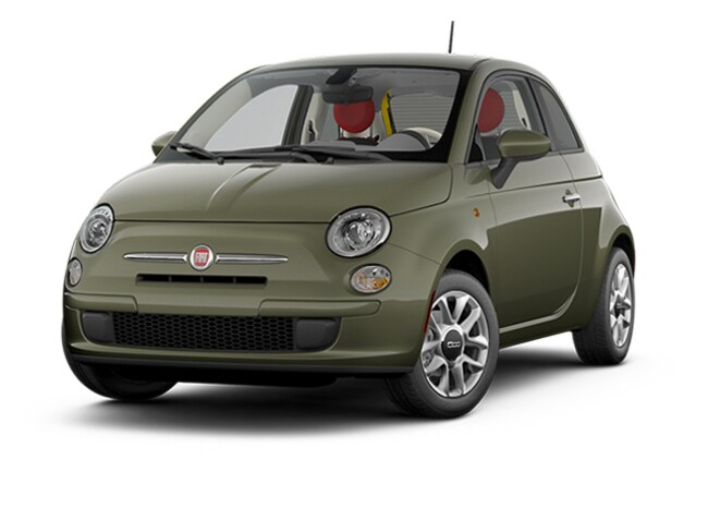 new 2017 FIAT 500 Pop Hatchback for sale/lease Wesley Chapel FL