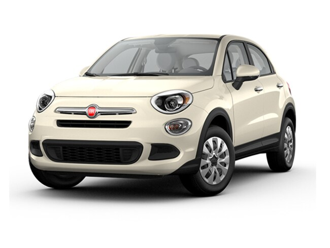 New 2017 FIAT 500X Pop Pop FWD Tucson