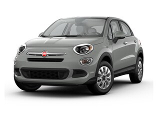 New 2017 FIAT 500X Pop SUV in Modesto, CA at Central Valley Chrysler Jeep Dodge Ram