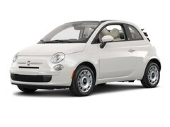 Certified Pre-Owned 2017 FIAT 500c Pop Convertible San Angelo, TX