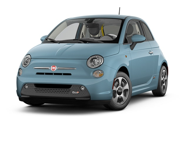 2017 Fiat 500e Hatchback Los Angeles