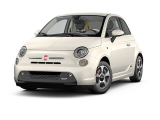 New 2017 FIAT 500e Battery Electric Hatchback in Modesto, CA at Central Valley Chrysler Jeep Dodge Ram