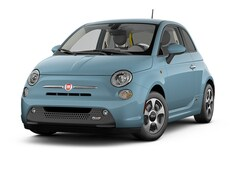 Used 2017 FIAT 500e Battery Electric Hatchback Great Falls, MT