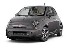 New 2017 FIAT 500e (Available Only in CA and OR) Hatchback 3C3CFFGE2HT704526 for sale in Bakersfield, CA at Bakersfield Chrysler Jeep FIAT