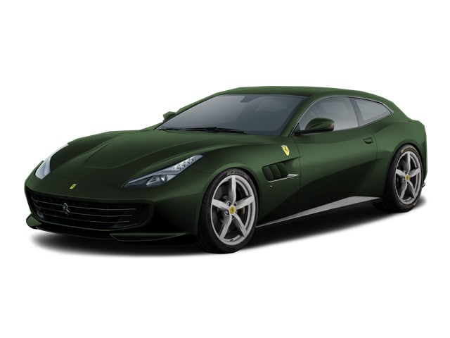 2017 Ferrari GTC4Lusso Coupe